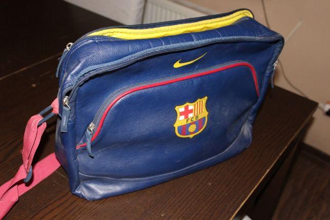 Torba sportowa treningowa FC Barcelona NIKE