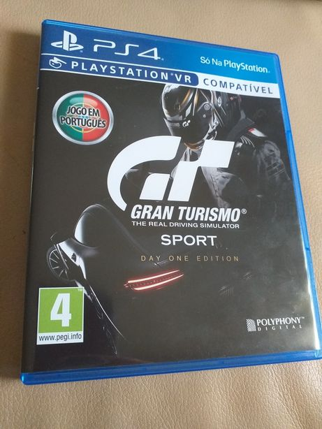 Gran Turismo Sport para Ps4 - Day One Edition