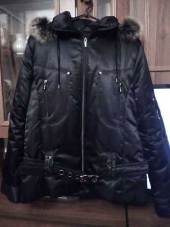 Куртка зимняя, теплая