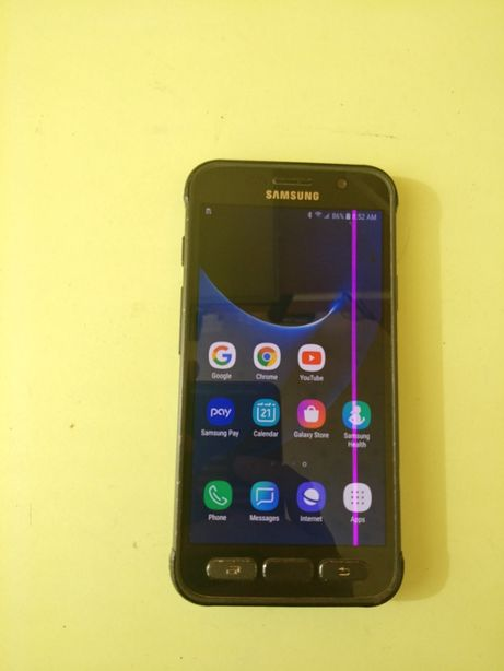 Samsung galaxy s7 active G891A CPU Snap 820, 4 Gb ОЗУ, 32 Gb памяти