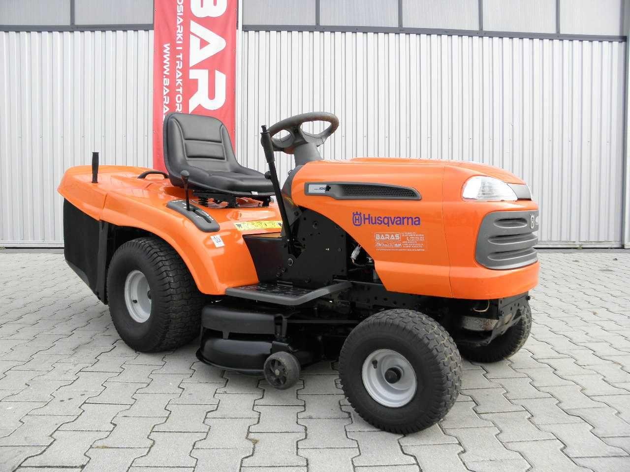 Traktorek kosiarka Husqvarna CTH151 (071002) - Baras