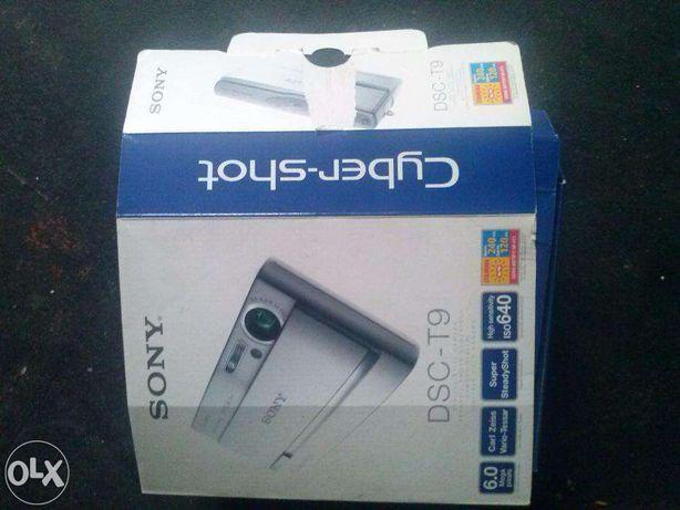 Máquina Fotográfica SONY DSC-T9