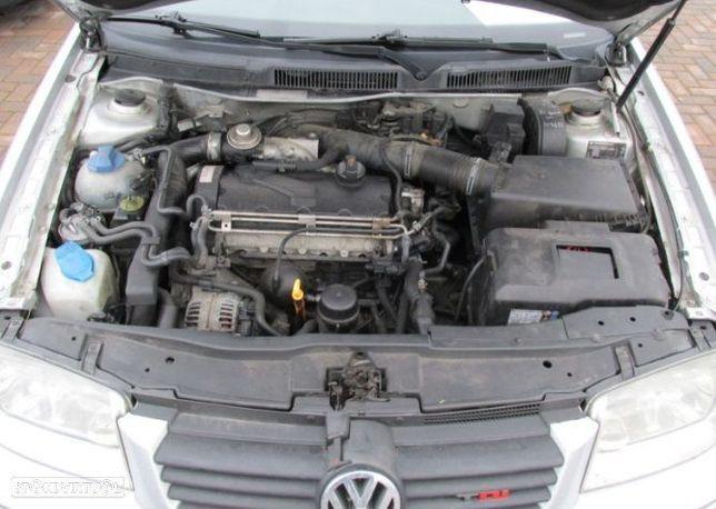 Motor Volkswagen Bora Golf Sharan Polo Caddy 1.9 tdi 130cv ASZ Caixa de Velocidades Automatica - Motor de Arranque  - Alternador - compressor Arcondicionado - Bomba Direção