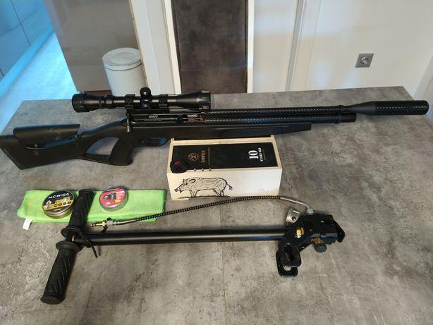 Arma de chumbos gamo pcp