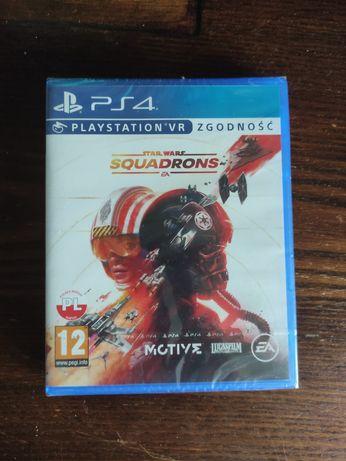 Gra PS4 VR Nowa w folii Star Wars Squadron