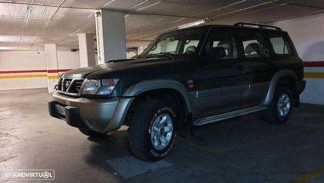 Nissan Patrol GR 2.8 TD SE+