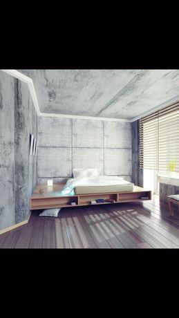 Шлифовка и полировка бетона, кирпича в любых помнщениях. Стиль лофт.