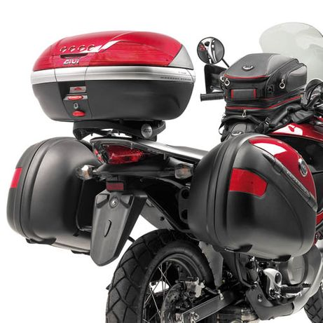 GIVI STELAŻ KUFRÓW Bocznych PL203 Honda XL700V Transalp (08-13)