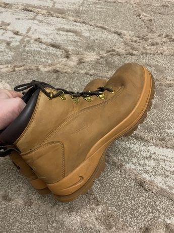Зимние ботинки nike ACG мужские gore tex
