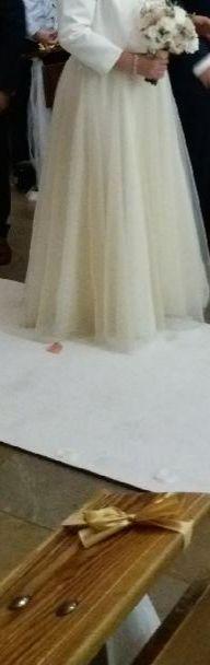 Piękna suknia ślubna Lidzbark Warmiński - image 1