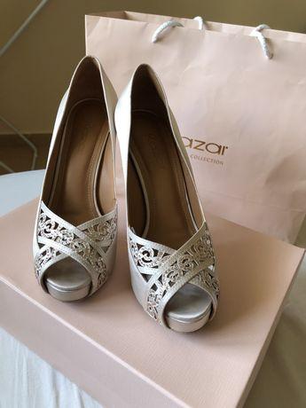 buty ślubne Kazar Wedding