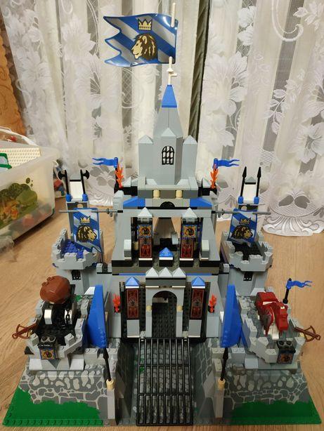 Лего lego оригинал замок плюс короб