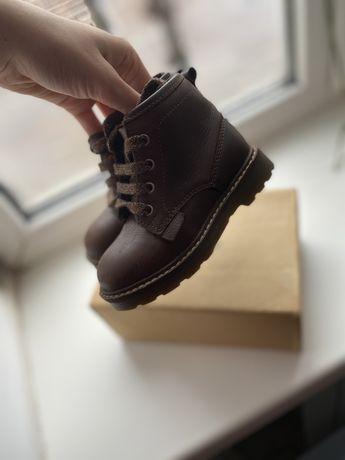 Ботинки деми zara 22 размер