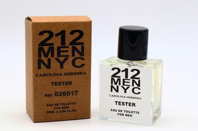 Carolina Herrera 212 Men NYC 50 ml(парфюм,туалетная вода)