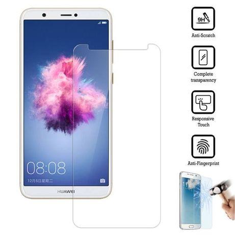 Pelicula de Vidro Temperado 9H 2.5D Curved Huawei P Smart - FIG-LX1