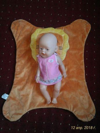 Детский коврик львенок лев Tiny Tillia by Avon дитячий розвиваючий