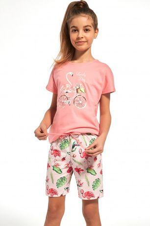 Детская пижама для девочки 98-104 и 110-116