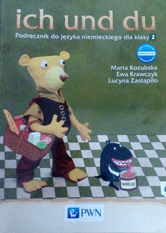Podręcznik do języka niemieckiego do klasy 2