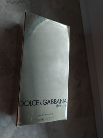 D&G The One edt 100ml