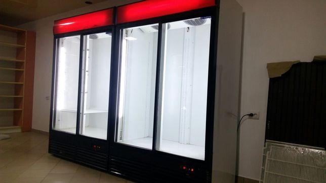 Вітрина холодильна шафа / Холодильник