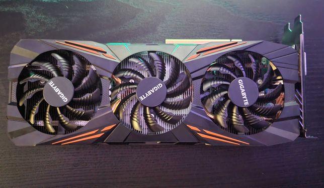Vendo Gigabyte GeForce GTX 1070 G1 Gaming 8GB GDDR5