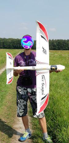 Samolot RC SkySurfer motoszybowiec Sky surfe