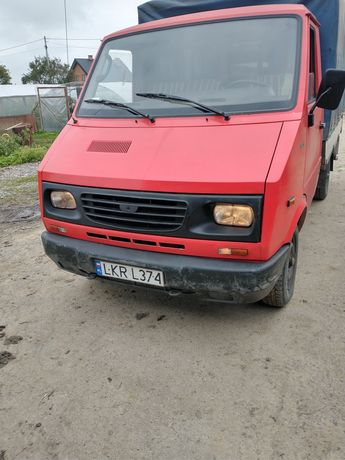 Daewoo Lublin II FSO pierwszy właściciel