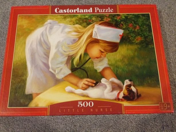 Puzzle 500 elementów