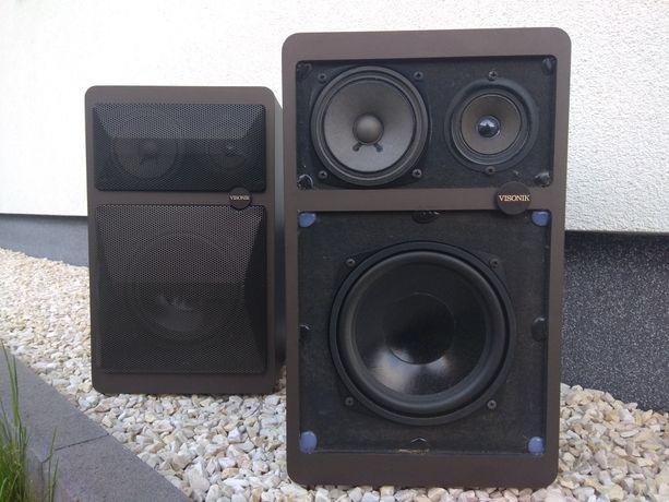 VISONIC Da Capo 70/HECO Kolumny stereo monitory HI-FI Stan idealny.