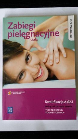 Zabiegi pielęgnacyjne ciała. Kwalifikacja A.62