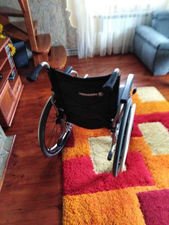 Wózek inwalidzki, stan jak nowy