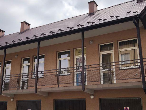 Lokal biurowy z adaptacją na mieszkanie