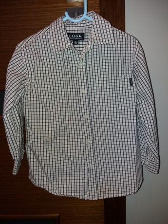 Koszula, kratka, L.O.G.G., 98