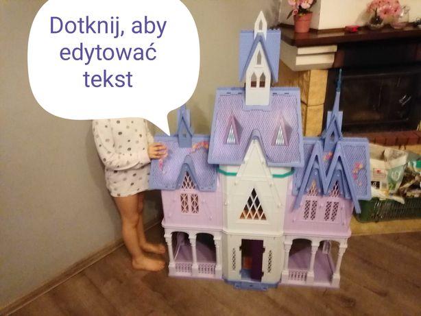 Sprzedam zamek Kraina Lodu