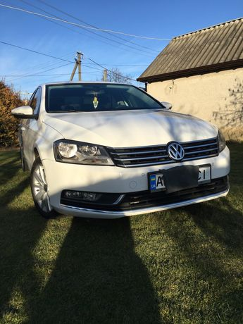 Volkswagen B7 Bluemotion 13 рік