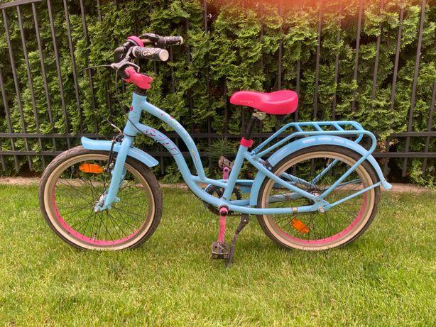 """Rowerek dla dziewczynki 20"""""""