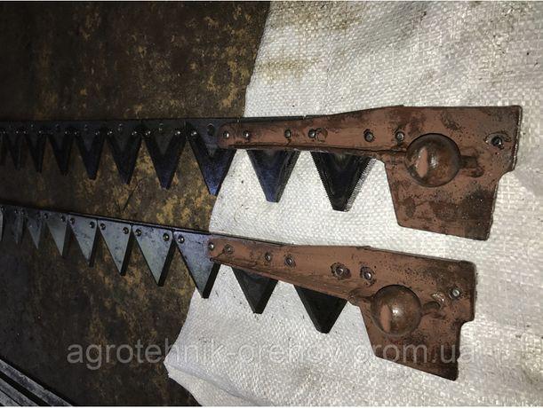 Ножи к польской косилке (коса конной и тракторной) (сегмент, кс-2.1