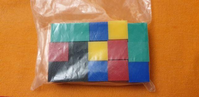 Jogo cubos Infantil/juvenil - Geometria