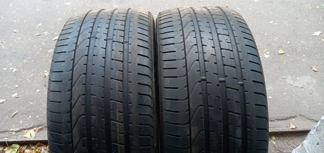 Шины летние 275/40/20 Pirelli PZero