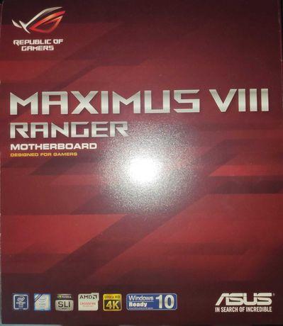 Processador Intel Core i7 6700K e Motherboard Maximus Ranger VIII