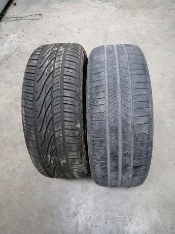 Dois pneus 205/55  R16