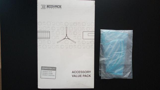 Akcesoria do Deebot SLIM/SLIM2/SLIM Neo (DA60-KTA) + zapasowy mop
