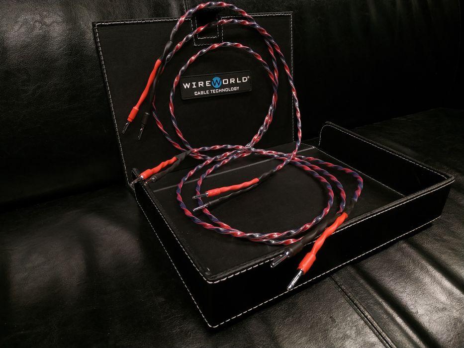 WireWorld Helicon OFC kabel głośnikowy ze szpuli konfekcja TransAudio