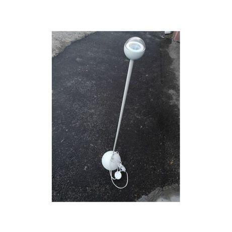 Biała lampa podłogowa, Lampka lampa ikea jysk
