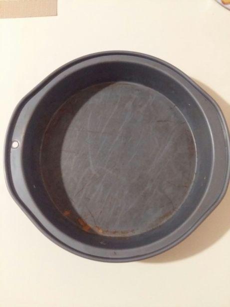 Круглая форма для запекания
