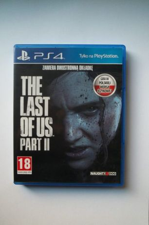 Gra ps 4 The Last Of Us II Centrum Gier Grodzka 4
