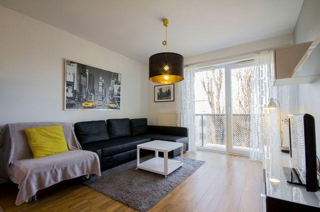 Przestronne 2-pokojowe mieszkanie na Pilczycach | ul. Bednarska