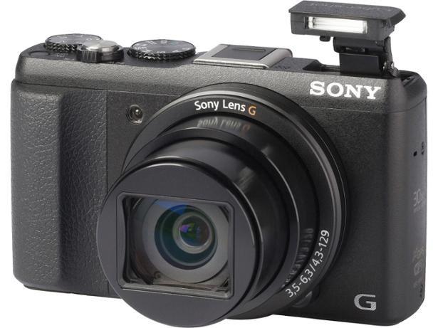 Máquina compacta - Sony DSC-HX60