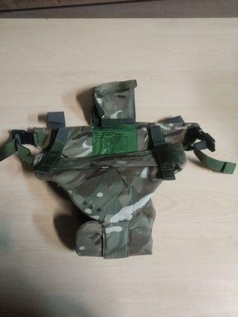 Balistyczny ochraniacz krocza Armii Brytyjskiej MTP Pelvic