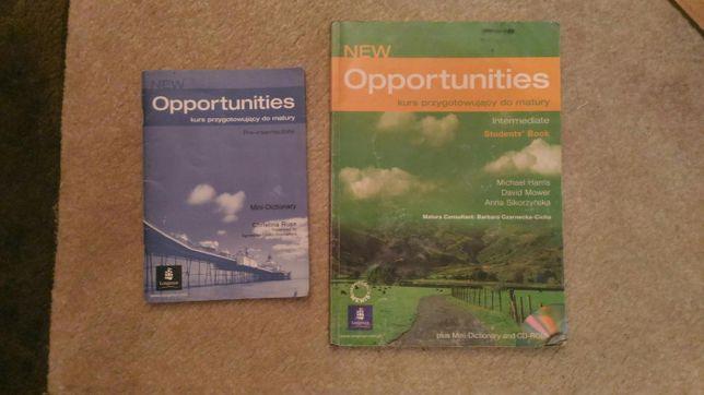 New Opportunities kurs przygotowujący do matury